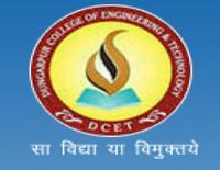Dungarpur College of Engineering and Technology, [DCET] Dungapur logo