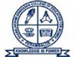 Elizabeth College of Education, Perambalur logo
