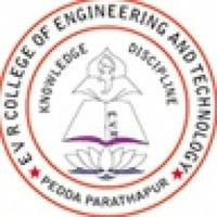 EVR College of Engineering and Technology, [EVRCET] Nalgonda logo
