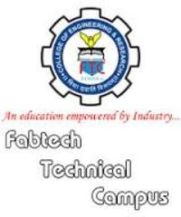 Fabtech Technical Campus, [FTC] Solapur logo