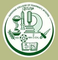 Farooqia College of Pharmacy, Mysore logo