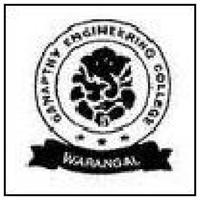 Ganapathy Engineering College, [GEC] Warangal logo