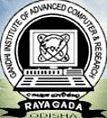 Gandhi Institute of Advanced Computer and Research, Rayagada logo