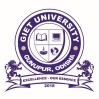 Gandhi Institute of Engineering and Technology University, [GIET] Gunupur