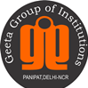 Geeta Group of Institutions, [GGI] Panipat logo