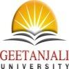 Geetanjali University, [GU] Udaipur logo