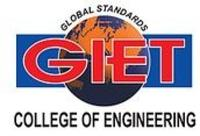 GIET College of Engineering, [GIETCE] East Godavari logo