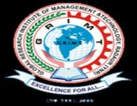 Global Research Institute of Management and Technology, [GRIMT] Yamuna Nagar logo