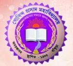 Gobinda Prasad Mahavidyalaya, Bankura logo