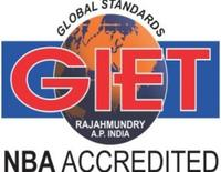 Godavari Institute of Engineering and Technology, [GIET] Rajamundhry logo