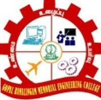 Gopal Ramalingam Memorial Engineering College, [GRMEC] Chennai logo