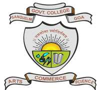Government college of Arts Science and Commerce, North Goa