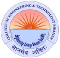 Government College of Engineering and Technology, [GCET] Bikaner logo