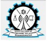 Government College of Engineering, Bhawanipatna logo