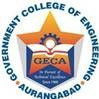 Government College of Engineering, [GCE] Aurangabad logo