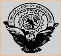 Government College of Engineering, [GCE] Chandrapur logo