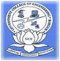 Government College of Engineering, [GCE] Dharmapuri logo