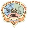 Government College of Engineering, [GCE] Jalgaon logo