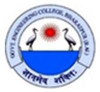 Government Engineering College, [GEC] Bharatpur logo
