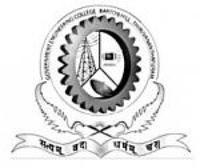 Government Engineering College, [GECBH] Thiruvananthapuram logo