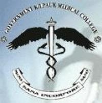 Government Kilpauk Medical College, [GKMC] Chennai logo