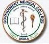 Government Medical College, [GMC] Akola logo