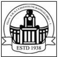 Government Sri Krishnarajendra Silver Jubilee Technological Institute, [GSKSJTI] Bangalore logo