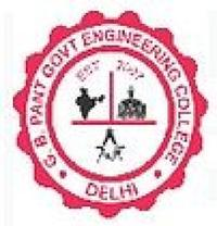Govind Ballabh Pant Engineering College, [GBPEC] New Delhi