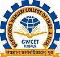 Govindrao Wanjari College of Engineering and Technology, Nagpur logo