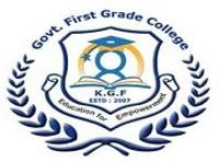 Govt First Grade College, [GFGC] Kolar
