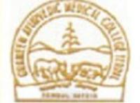 Grameen Ayurvedic Medical College, [GAMC] Bagalkot logo
