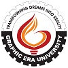 Graphic Era University, [GEU] Dehradun logo
