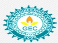 Guntur Engineering College, [GEC] Guntur logo