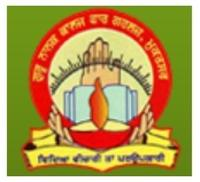 Guru Nanak College for Girls, [GNCG] Mukatsar logo