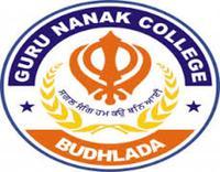 Guru Nanak College, [GNC] Budhlada, Mansa