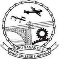 Guru Nanak Dev Engineering College, [GNDEC] Ludhiana
