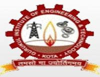 Gurukul Institute of Engineering and Technology, [GIET] Kota logo