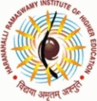Haranahalli Ramaswamy Institute of higher Education, [HRIE] Hassan logo