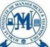 Harlal Institute of Management and Technology, [HIMT] Gautam Buddha Nagar logo