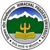 Himachal Pradesh University, [HPU] Shimla