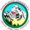 Himalayiya University, Dehradun logo