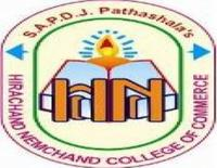 Hirachand Nemchand College of Commerce, [HNCC] Solapur logo