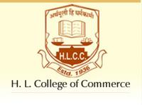 HL Institute of Commerce logo