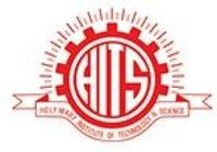 Holy Mary Institute of Technology and Science, [HMITS] Hyderabad logo