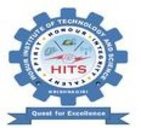 Hosur Institute of Technology and Science, [HITS] Krishnagiri