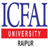 ICFAI University, [IU] Raipur logo