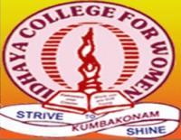 Idhaya College for Women, [ICW] Thanjavur logo