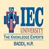 IEC University Baddi Campus, [IUBC] Baddi logo