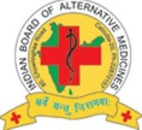 Indian Board of Alternative Medicines, [IBAM] Kolkata logo