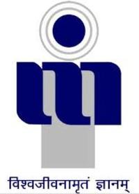 Indian Institute of Information Technology and Management, [IIITM] Gwalior logo